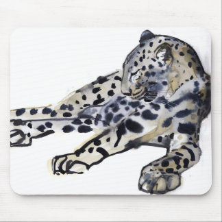 Recumbent Mouse Pad