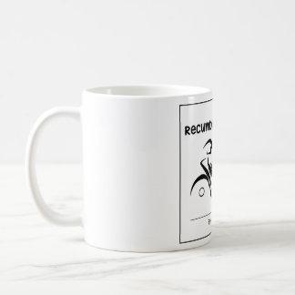 Recumbent Rangers Trikes Basic White Mug