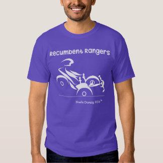 Recumbent Rangers Trikes Shirt