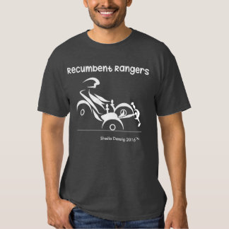 Recumbent Rangers Trikes T-shirt