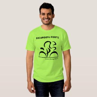 Recumbent Riders Bikes Shirt