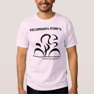 Recumbent Riders Bikes Tees