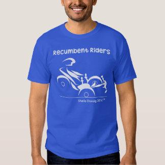 Recumbent Riders Trikes Shirt