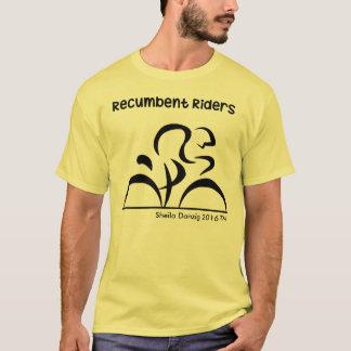 Recumbent Riders Trikes T-Shirt