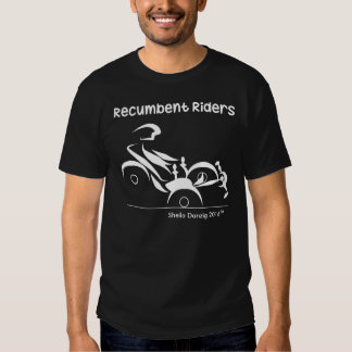 Recumbent Riders Trikes Tees