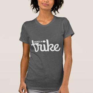 Recumbent Trike: Take a Trike Dark T-Shirt