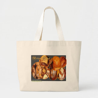 Recyclable Shopping Bag - Artisan Bread