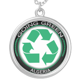 Recycle Algeria Pendant