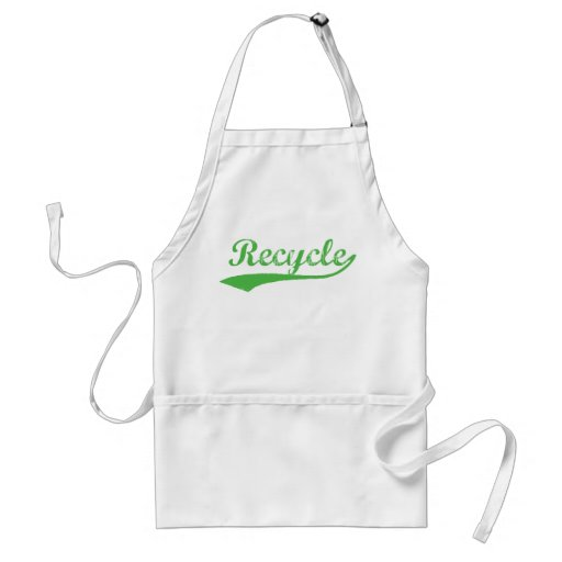 Recycle Apron