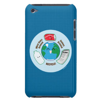 Recycle Barely There iPod Case