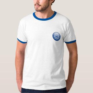 recycle blue T-shirt by Petr Kratochvil