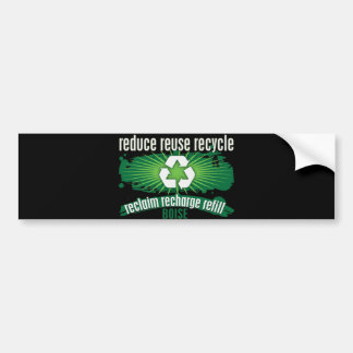Recycle Boise Bumper Sticker