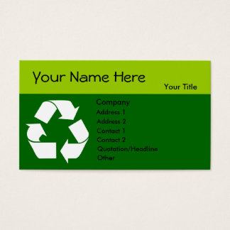 Recycled card for business cards choice image card design and card recycled business cards ideas images card design and card template metal recycling business cards choice image reheart Gallery
