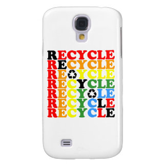 Recycle Galaxy S4 Cover