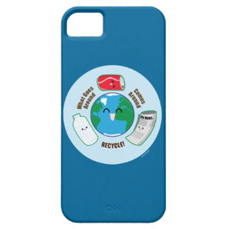 Recycle Barely There iPhone 5 Case