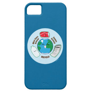 Recycle iPhone 5 Cases