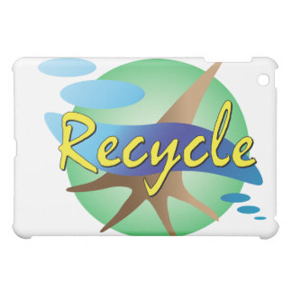 Recycle Case For The iPad Mini
