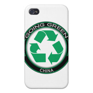 Recycle China iPhone 4/4S Cases
