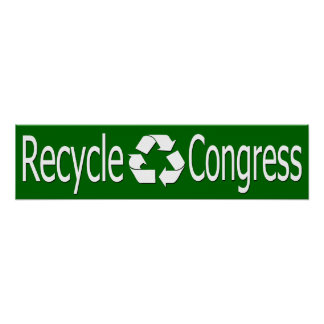 Recycle Congress Poster