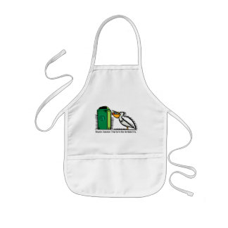 """""""Recycle, Conserve"""" Apron"""