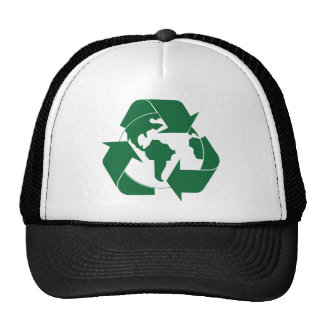 Recycle Earth Cap