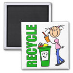 Recycle Earth Day Magnet