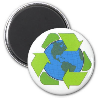 recycle earth magnet