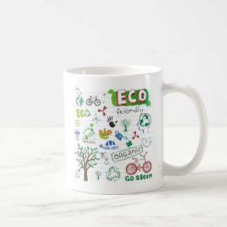 Recycle Eco Friendly Coffee Mug