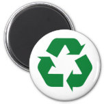Recycle Ecology Products & Designs! Refrigerator Magnet