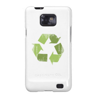 RECYCLE Faded.png Galaxy SII Cases