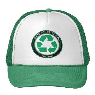 Recycle Finland Trucker Hat