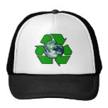 Recycle for Planet Earth Hats