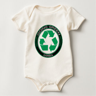 Recycle Gambia Bodysuits