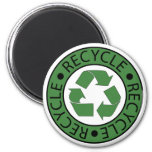 Recycle Green Logo BK Letters