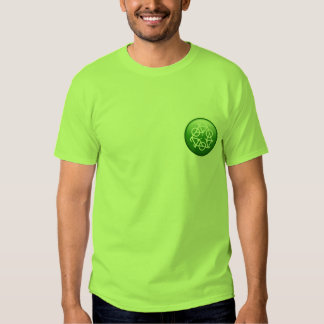 recycle green T-shirt by Petr Kratochvil
