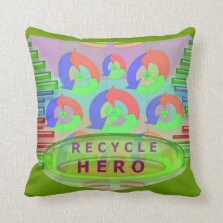 Recycle Or Throw Away Pillows : Recycle Cushions - Recycle Scatter Cushions Zazzle.co.uk