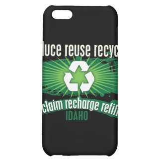 Recycle Idaho iPhone 5C Cases