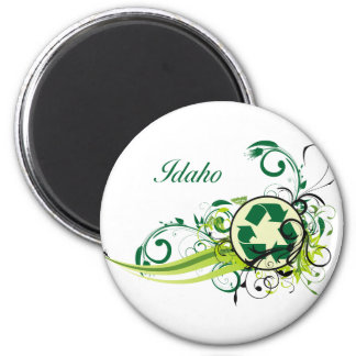 Recycle Idaho Magnet