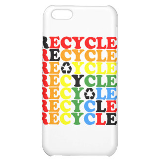 Recycle iPhone 5C Cover
