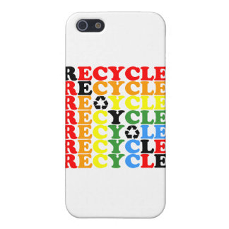 Recycle iPhone 5 Covers