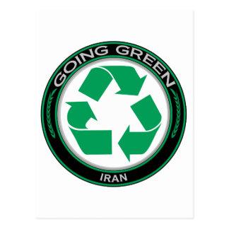 Recycle Iran Postcard