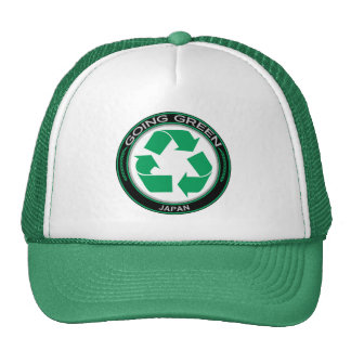 Recycle Japan Cap