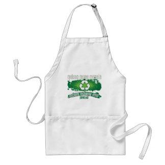 Recycle Juneau Aprons