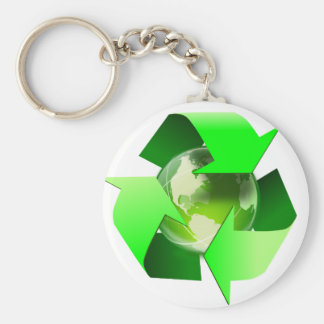 Recycle Key Chain