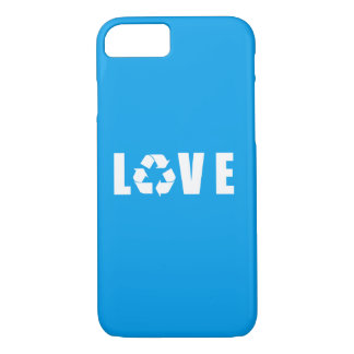 Recycle Love iPhone 7 Case