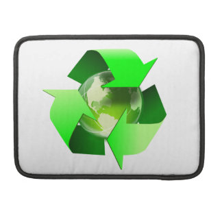 Recycle Sleeves For MacBook Pro
