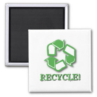 Recycle Magnet