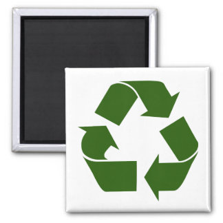 Recycle Fridge Magnet