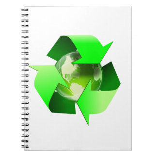 Recycle Note Books