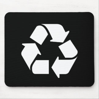 Recycle Pictogram Mousepad